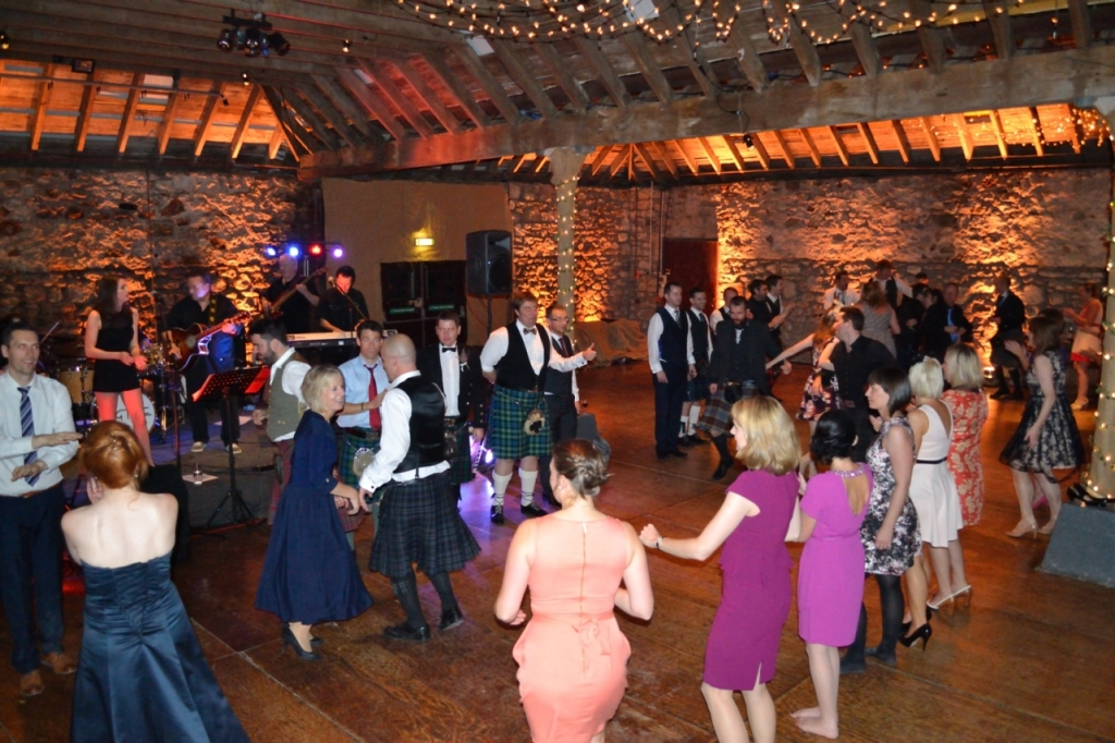 ceilidh band scotland