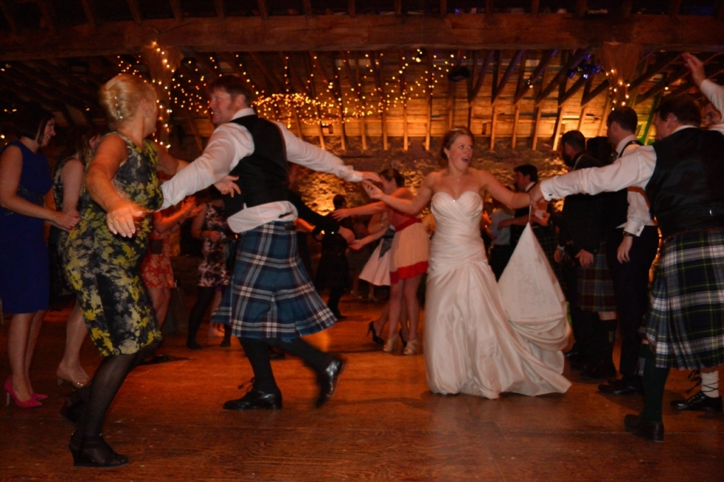 ceilidh bands scotland
